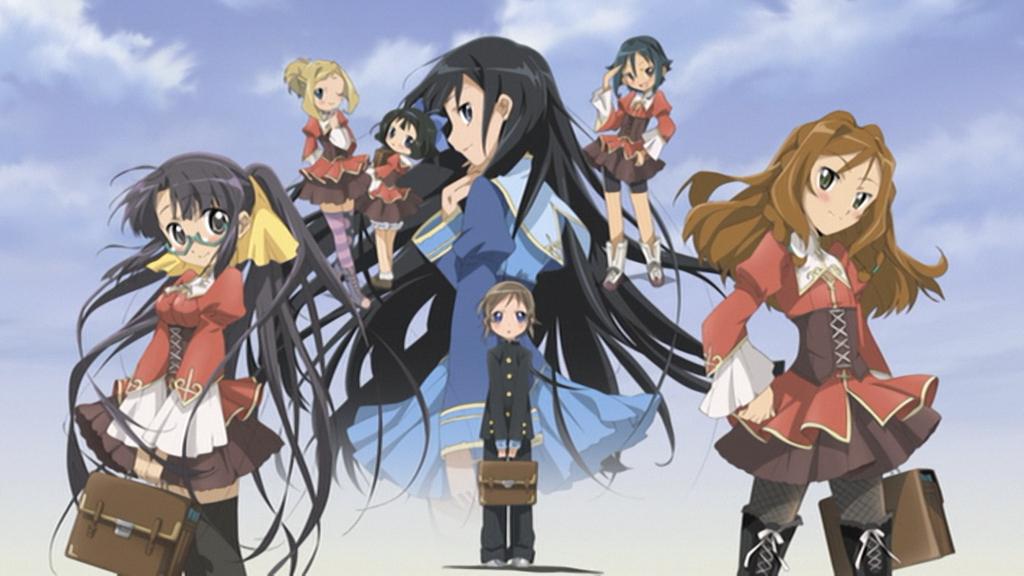 Mayoelle Otokonoko – OVA [DVD 576p FLAC]
